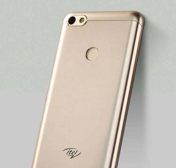 ITel S12 design
