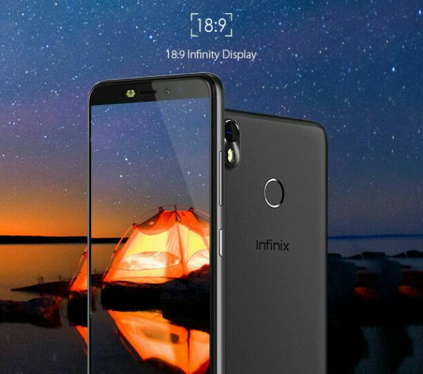 Infinix Hot S3 display