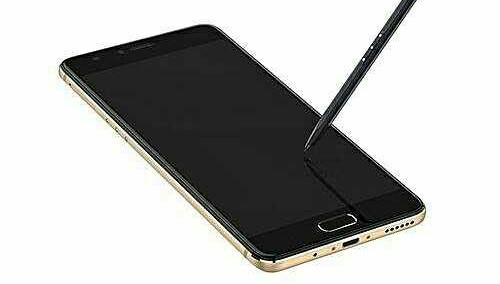 Infinix note 4 pro pen