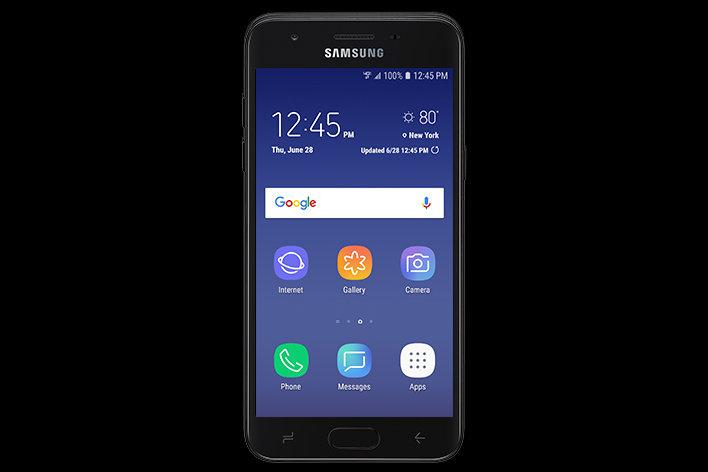 Samsung J3(2018) display