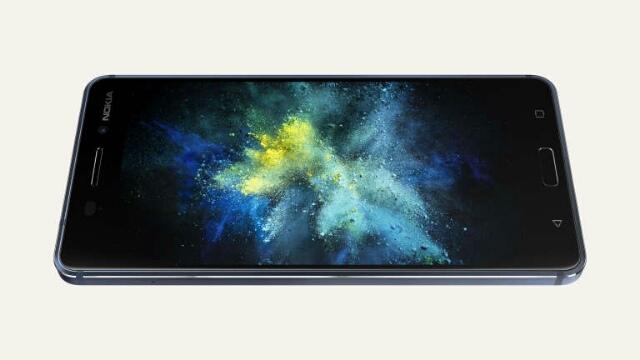 Nokia 6 display