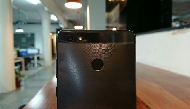 Gionee M7 Power Design, Gionee M7 Power Fingerprint