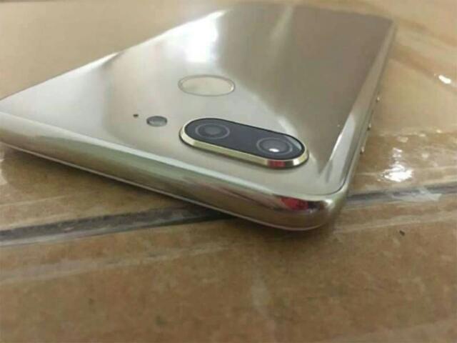 Gionee S11 Design