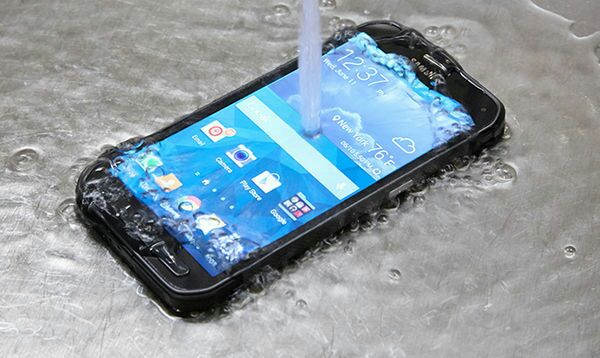 Samsung Galaxy S5 active water Resistance