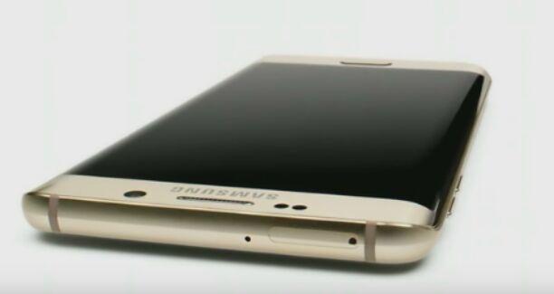 Galaxy S6 Edge plus design
