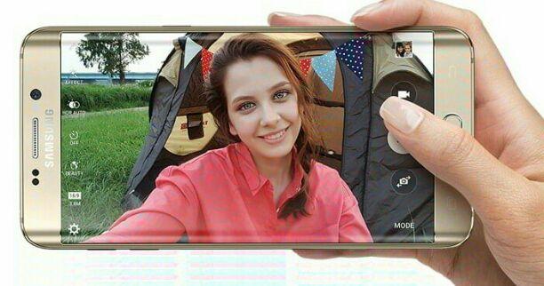 Galaxy S6 Edge plus Camera