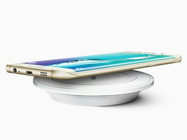 Galaxy S6 Edge plus charging