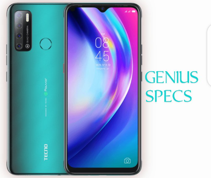 Tecno pourvoir 4 specs