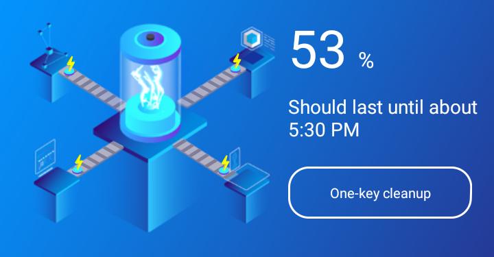 Make Battery lasts longer