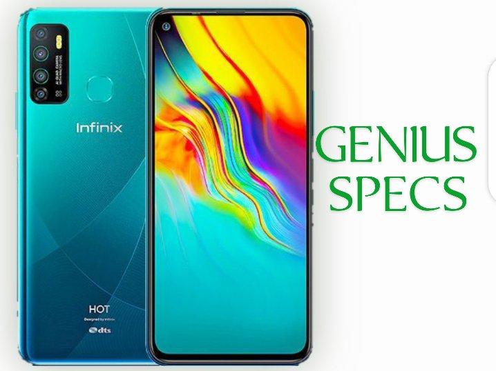 Infinix hot 9 price in Nigeria Ghana and Kenya