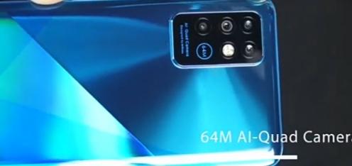 Infinix Note 8 & 8i quad rear camera