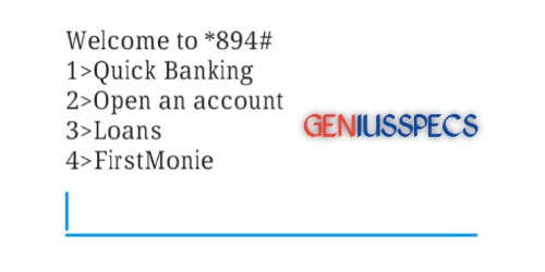 Transfer code for Firstbank